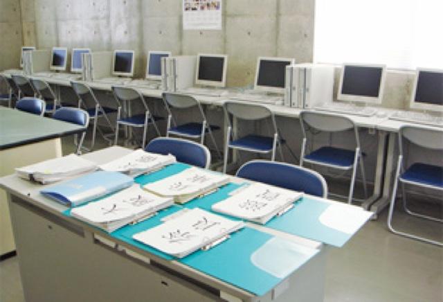 演習室(PC室)